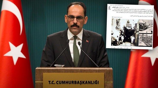 Birleşik Arap Emirlikleri Türkiye düşmanlığını gizlemedi!
