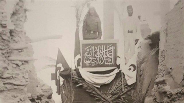 Fahreddin Paşa'nın kurtardığı kutsal emanetler
