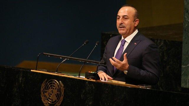 Çavuşoğlu: BM üyesi devletlerin onuru satılık değildir