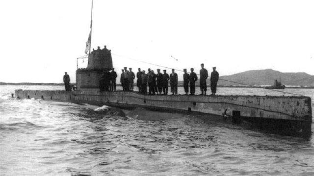 Avustralya'nın ilk denizaltısı olan HMAS AE-1, Birinci Dünya Savaşı sırasında sırra kadem basmıştı.