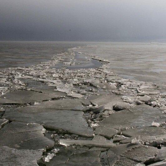 Ardahan'da kutupları aratmayan manzara