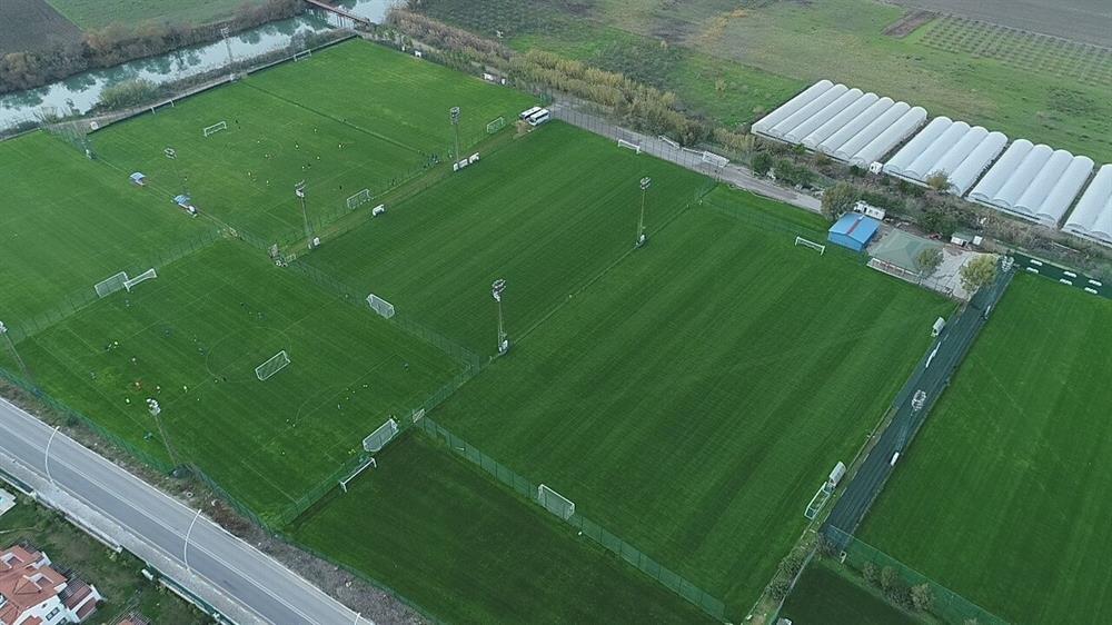1500 takımın kamp yapacağı Antalya'da 100 milyon Dolar gelir bekleniyor.