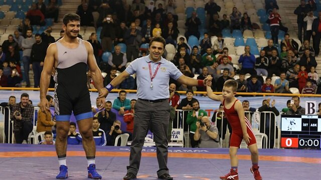Olimpiyat şampiyonu Taha Akgül'ün en anlamlı yenilgisi