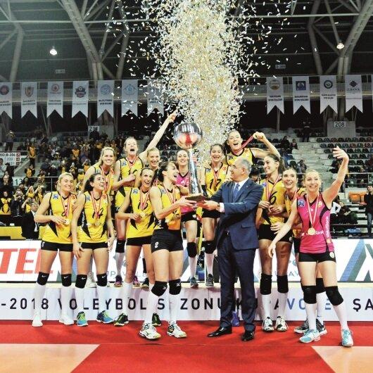 Şampiyon VakıfBank