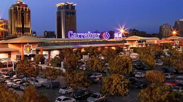 Türkiye'nin ilk hipermarketi satılıyor