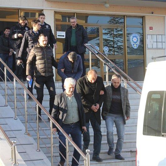 Kütahya'da 'telefon dolandırıcılığı' operasyonu: 4 tutuklama