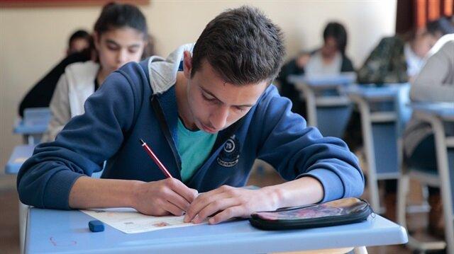 Liseye giriş sınavında sayısal soru örnekleri