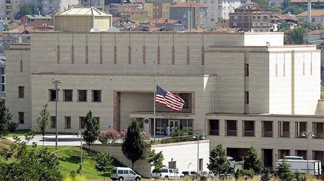 US Embassy in Ankara says lifts all Turkey visa restrictions