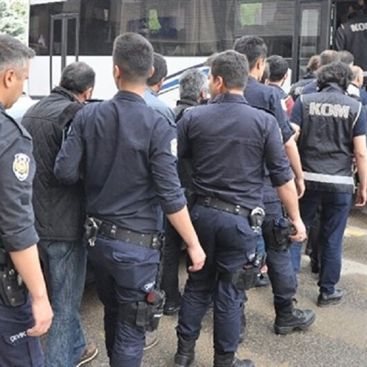 Bayburt merkezli uyuşturucu operasyonu: 5 gözaltı