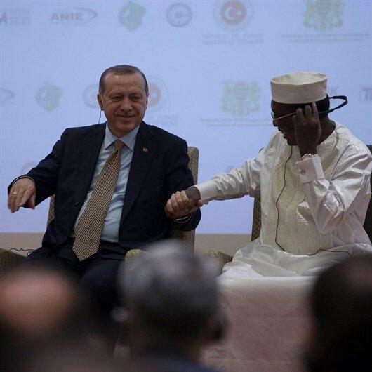 Kardeşlik nişanesi olarak Çad'a yeni İstanbul