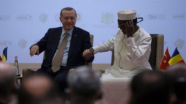 """Çad'da, ABD elçiliğinin bulunduğu caddeye """"İstanbul"""" ismi verildi"""