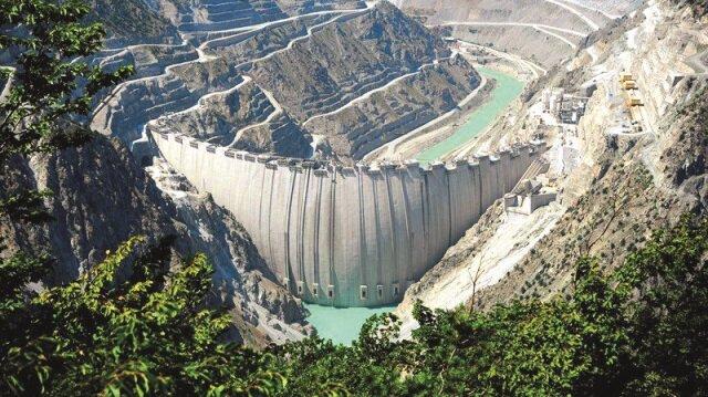 Baraj inşasında dünya lideriyiz