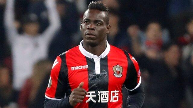 2 sezondur Nice'te forma giyen Mario Balotelli, Şampiyonlar Ligi'nde oynayan bir takıma transfer olmak istiyor.