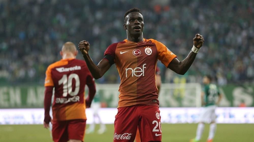 Bruma, Galatasaray'da 85 maç'ta 15 gol atıp 21 asist yaptı.