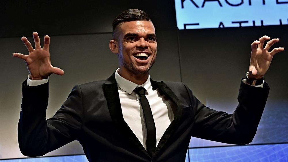 Pepe, Beşiktaş forması ile 22 maçta 1 gol attı.