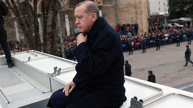 Cumhurbaşkanı Erdoğan Düzce'deydi