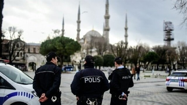 IS suspects captured in Istanbul