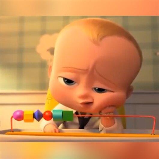 Bu da 'Karadenizli' Patron Bebek