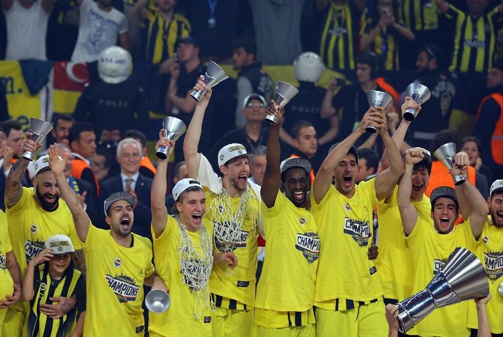 Fenerbahçe ilk Euroleague şampiyonluğunu kazandı.