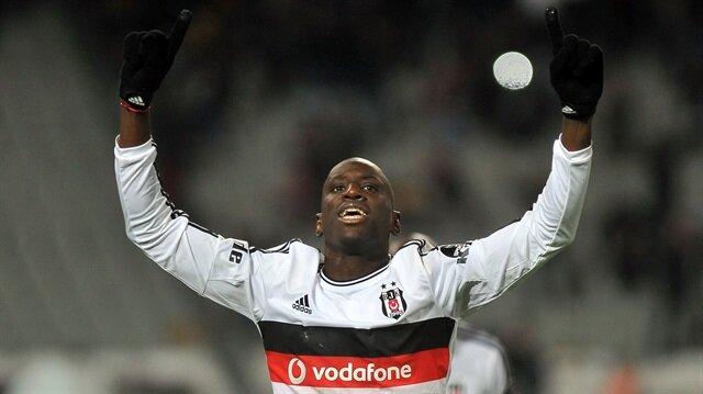 Geçtiğimiz sezon sakatlığından dolayı sadece 2 maçta forma giyebilen Demba Ba 1 gol atmıştı.