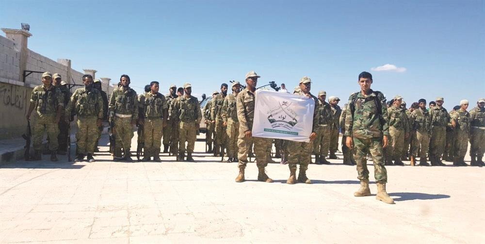 Milli ordu, Afrin harekatında TSK'ya destek verecek.
