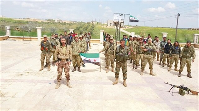 Syria's National Army
