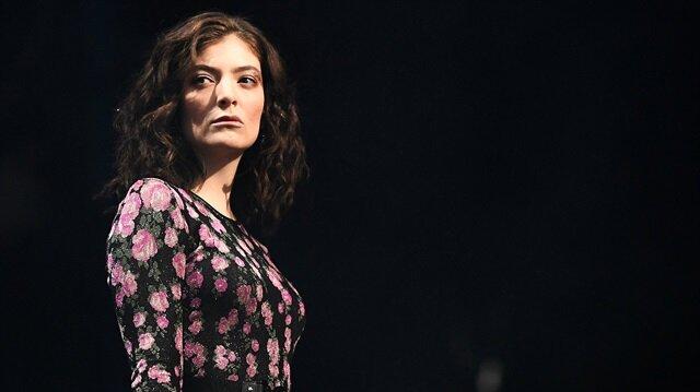 İşgalci İsrail konserini iptal eden Lorde'yi karalama kampanyası
