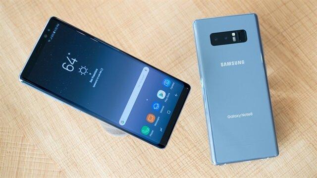 Samsung'tan batarya sorunu yaşayan Note 8 kullanıcılarına cevap geldi