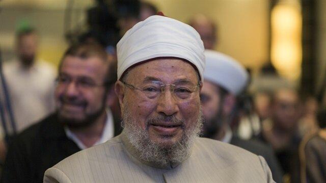 Dünya Müslüman Alimler Birliği Başkanı Yusuf El-Karadavi