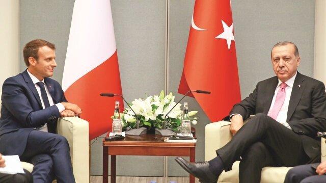 Cumhurbaşkanı Erdoğan, cuma günü gideceği Fransa'da yeni yıldaki Kudüs diplomasisine başlıyor.