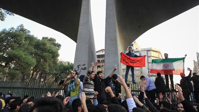 İran'daki protestolar devam ediyor