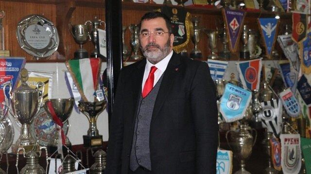 Gaziantepspor Başkanı Huzeyfe Durmaz