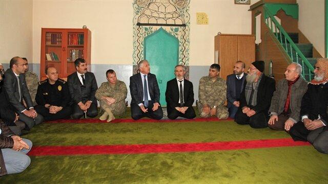 Kan davası, İlçe Kaymakamı Mehmet Nuri Çetin ile kanaat önderlerin girişimleri sonucu barışla sonuçlandı.