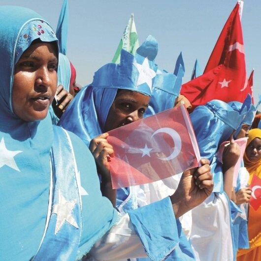 Somali Türkiye'yle yeniden doğuyor