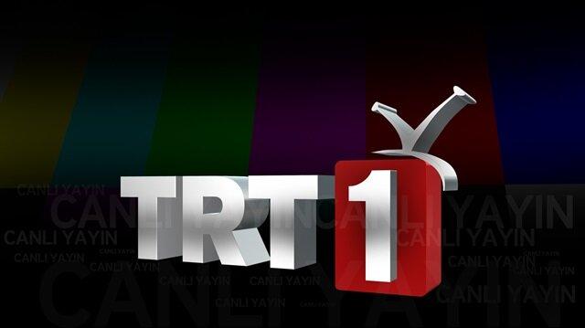 TRT 1 yayın akışını sizler için hazırladık.