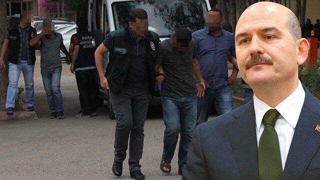 İçişleri Bakanı Süleyman Soylu, Genel Güvenlik ve Uyuşturucu ile Mücadele Toplantısı'nda konuştu.
