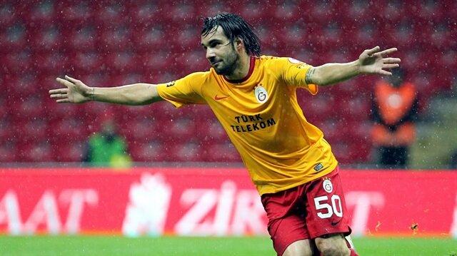 Engin Baytar, 2011-2014 yılları arasında Galatasaray forması giymişti.