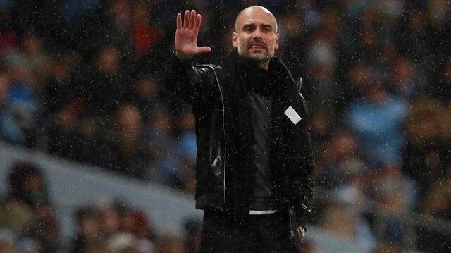 Guardiola yönetimindeki Manchester City, ligde topladığı 62 puanla namağlup lider konumda.