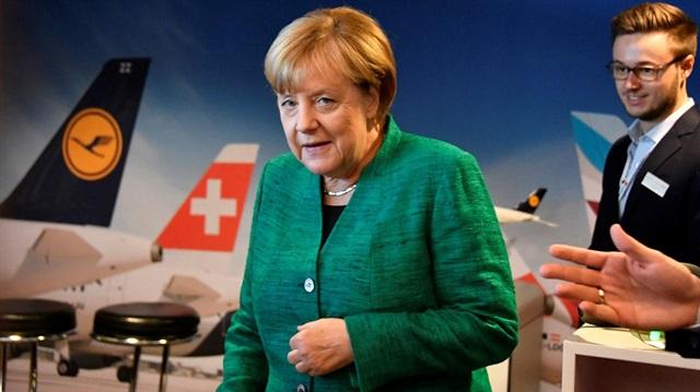 Hristiyan Demokrat Birlik Partisi (CDU) Genel Başkanı ve Başbakan Angela Merkel