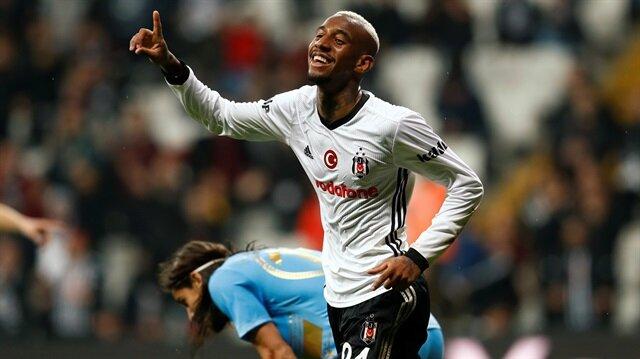 Talisca bu sezon ligde çıktığı 17 maçta 3 gol atarken 3 de asist yaptı.