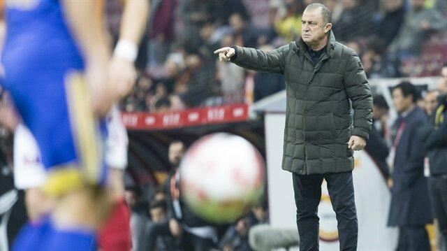 Fatih Terim, önceki günlerde Galatasaray'la 1.5 yıllık sözleşme imzalamıştı.