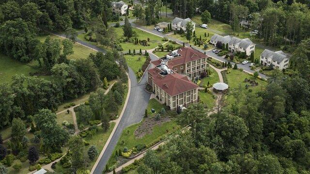 FETÖ'nün Pensilvanya'daki malikanesi
