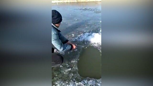 Öyle bir balık yakaladılar ki kendileri bile inanamadı!