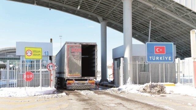 Aktaş Gümrük Kapısı, özellikle sınır ticareti açısından ülkenin en küçük kenti Ardahan'ın umudu oldu.