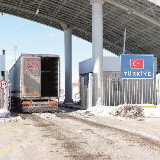 Aktaş Sınır Kapısı Ardahan'a umut oldu