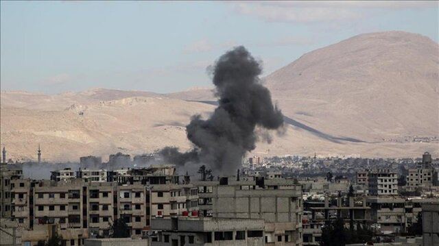 28 civilians killed in Syria, most in Russian air strikes