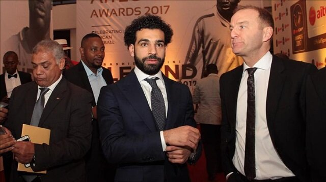 Salah Voted African Player Of The Year