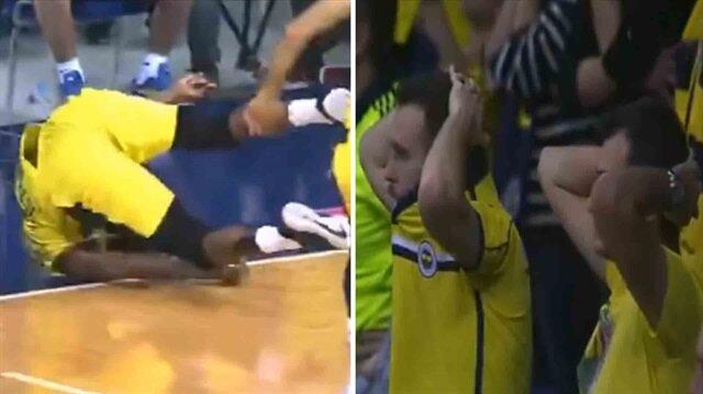 Fenerbahçeli Nunnalynin smaç sonrasında ölümden döndüğü anlar!