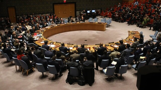BMGK'dan İran'a müdahale isteğine ret