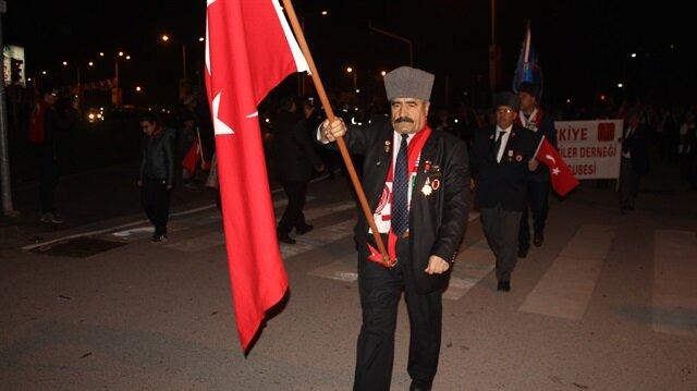 Osmaniye'in düşman işgalinden kurtuluşunun yıl dönümü dolayısıyla çeşitli etkinlikler düzenlendi.